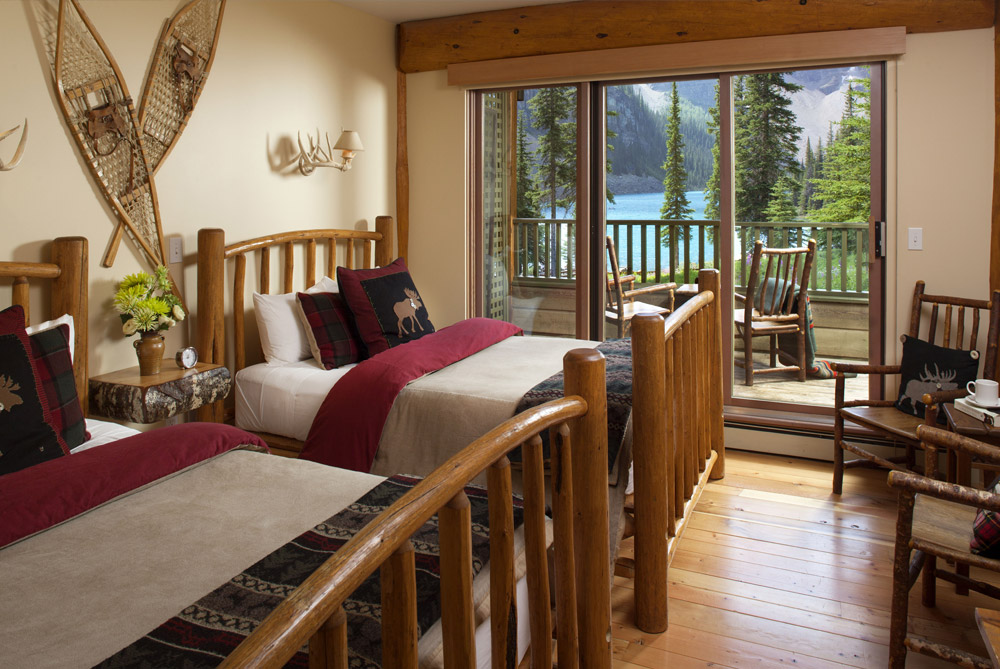 Moraine Lake Lodge Capilano Group